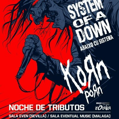 Tributo System of a down y Korn